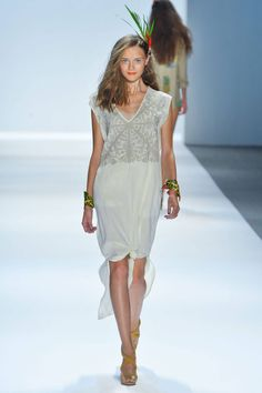 Mara Hoffman Spring 2013 RTW Collection - Fashion on TheCut