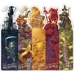 Discworld Ookmarks from Discworld Emporium