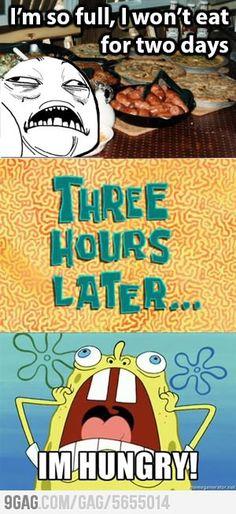 This happens a lot...