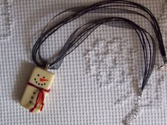 Vintage Domino Christmas Jewelry by sewingnanac on Etsy