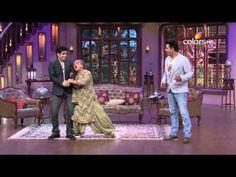 Dadi speaks to Tusshar Kapoor in Golmaal style | Kapil Sharma Video Website