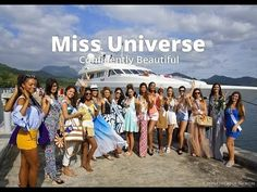 Miss Universe candidates at Pico de Loro Marina Philippines | MU 2016 / 2017 - WATCH VIDEO HERE -> http://philippinesonline.info/entertainment/miss-universe-candidates-at-pico-de-loro-marina-philippines-mu-2016-2017/   Miss Universe 2016 latest news: Pico de Loro Beach & Country Club, Hamilo Coast. The Happy Life yacht carrying the 16 Miss Universe candidates arriving at Pico de Loro Marina. Miss Universe photos/pictures by Department of Tourism – Philippines.  Six