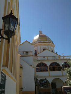 Nuestra Parroquia en el patio de atras, aquí se encuentra el Museo de los Vestidos #ViviendolaMagia en #Xico #Veracruz Ven a conocerlo!