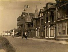 Hotel Du Rhin aan Boulevard Katwijk