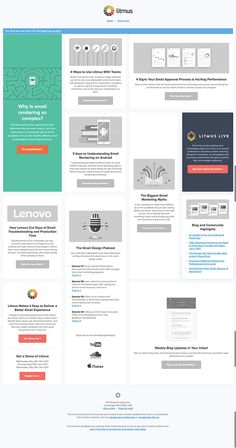 Using CSS Grid for the Latest Litmus Newsletter Layout > Litmus Css Grid, Newsletter Layout, Email Design Inspiration, Responsive Email, Email Campaign, Email Marketing, Cool Designs, Community, Blog