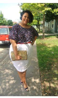 GarnerStyle | The Curvy Girl Guide: And the Rocket's Red Glare...