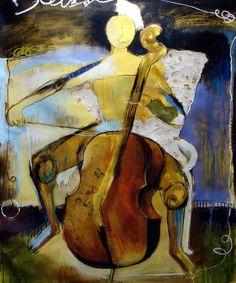Cello Solo II - Helen Zarin