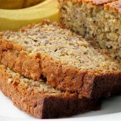 Banana Oatmeal Bread Allrecipes.com