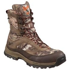 Danner High Ground GORE-TEX Insulated Hunting Boots for Men - Mossy Oak Break-Up Infinity - 11.5M