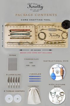 cord knotted jewelry,cord knotting tool, leather cord bracelet, cord knotting tutorials, knotting techniques, knots on leather, sundance style necklace, sundance style bracelet