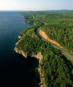America's Most Iconic Drives: Highway 61 along Lake Superior, MN