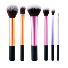 Dovewill 6 Pieces Professional Eyeliner Eyeshadow Powder Contour Face Foundation Concealer Brushes Make Up Kit Makeup Blend Contour Brushes Tool Kit >>> Find out more about the great product at the image link. (This is an affiliate link) #MakeupContouring