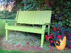 Restoring Garden Furniture Gardens Paint Colours And Porches