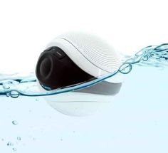 Audio Unlimited 900MHz Wireless Floating Pool Speaker, $42.22
