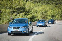 Mit dem #SEAT Ibiza ging es weiter zur nächsten Location.   -- SEAT Ibiza; Kraftstoffverbrauch, kombiniert: 5,9 – 3,4 l/100 km; CO2-Emission, kombiniert: 139 - 89 g/km; CO2-Effizienzklasse E - A+.*