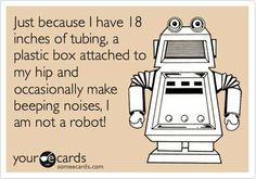 I am not a robot!