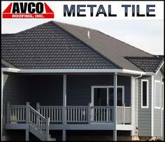 Best 944 Best Metal Roof Metal Tile Roofing Images Metal 400 x 300