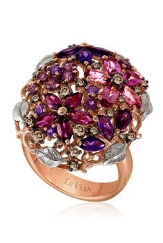 LeVian Ring- I love the colors!