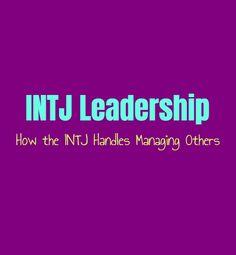 Leadership: How the INTJ Handles Managing Others - Personality Growth Personality Growth, Personality Types, Intj Women, Enneagram Types, Mean People, Leadership Roles, Entj, Get The Job, Positivity