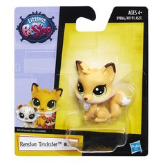 littlest pet shop - renston trickster #108