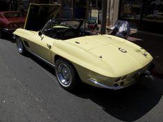 Antique Cars Exhibition, Napa