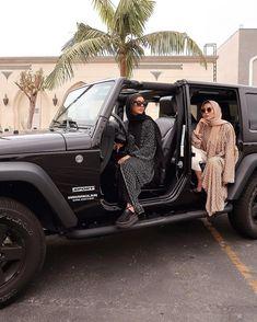 Modest Fashion Hijab, Hijab Chic, Abaya Fashion, Muslim Fashion, Elite Fashion, Hijabi Girl, Black Girl Aesthetic, Mode Hijab, Hijab Outfit