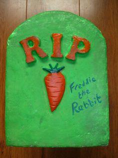 For 'Freddie' the Rabbit
