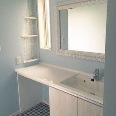 洗面所 インテリアのインテリア実例 | 4ページ目 | RoomClip (ルームクリップ)