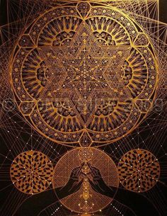 Sacred Geometry by Joma Sipe