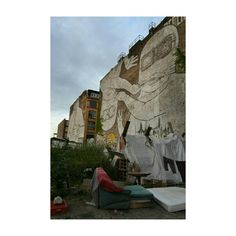 #BLU#graffiti#streetart#berlin#italianartist#wanderlust#thiscity#confusion#colorful#summer#sofa#dinge#blugraffiti#toglitilamaschera#declaimyourcity#spree#deutschland