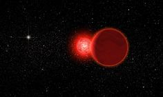 A low-mass binary star system passed by our solar system only years ago, clipping the outer edge of the Oort cloud as it passed. Oort Cloud, Binary Star, University Of Rochester, Red Dwarf, Star System, Hubble Space Telescope, Matrix, Close Encounters, Light Year
