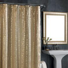 Nicole Miller Sheer Bliss Shower Curtain                                                                                                                                                                                 More