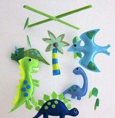 dinossauros de feltro - Pesquisa Google