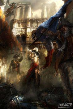 Assassin's Creed Unity s'expose chez Arludik - Actualité - Fanactu.com