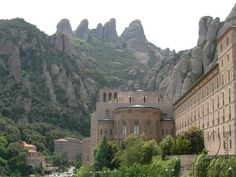 Our sanctuary of Montserrat