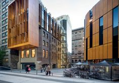 Sydney's 1902 Legion House Is Converted Into a Fully Carbon Neutral Building That Turns Paper Waste Into Energy | Inhabitat - Sustainable Design Innovation, Eco Architecture, Green Building