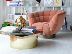 can get the best selected curate design pieces. Today, you'll have all the tools to put together a mid century living room décor, so jump on and continue scrol Living Room Sets, Living Room Designs, Living Room Decor, Sofa Inspiration, Living Room Inspiration, Salon Mid-century, Mid Century Armchair, Mid Century Living Room, Palette