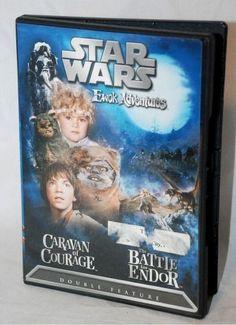 Star Wars Ewok Adventures: Caravan of Courage/The Battle for Endor [DVD] Rare   DVDs & Movies, DVDs & Blu-ray Discs   eBay!