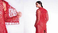 「服は買わずにダウンロードして3Dプリンターで印刷」という時代が現実のものに - GIGAZINE