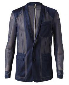 Dior Homme Mesh jacket
