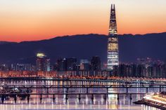 Seoul, Lotte Tower