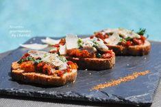 Tartines de sardines grillées au chalumeau | Assiettes Gourmandes