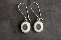 Your place to buy and sell all things handmade Etsy Earrings, Dangle Earrings, Circle Earrings, Agate Jewelry, Jewellery, Gifts For Women, Dangles, Im Not Perfect, Eyes