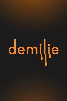 Создание логотипа меда «Демилье»