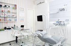 Consultório odontopedriatria | Projeto Ana Trevisan Arquitetura e Paisagismo Florianópolis - SC