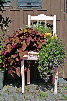 Deko-Ideen für den Garten