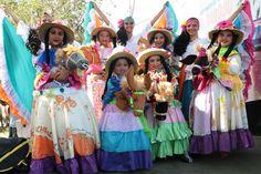 Guacara inició con vistosos actos culturales en la Feria de las Flores de Yagua