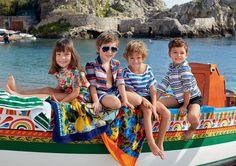#dolcegabbana SS13 #Bambino Collection