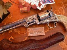 Colt 1851 Navy, .36 cal.