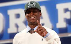 Jets Rookie QB Geno Smith taking criticism in stride